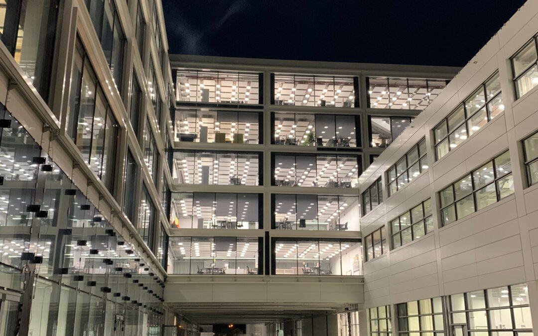 Smart Building – Wir sorgen für Digitalisierung in Europa