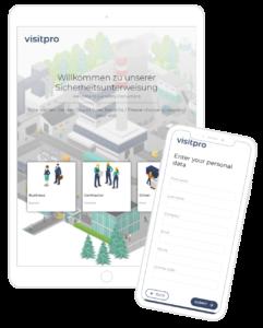 Sicherheitsunterweisung Laun IT Visitpro